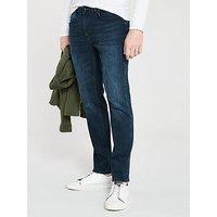 V by Very Slim Fit Jean - Overdyed Wash, Overdyed Wash, Size 36, Inside Leg Short, Men