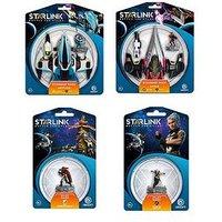 Starlink Neptune And Lance Starship Packs With Eli Arborwood And Razor Lemay Pilot Packs - + Starlink Starship Pack Neptune + St