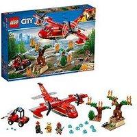 Lego City 60217 Fire Plane