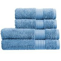 Christy Monaco 4-Piece Towel Bale &Ndash; Cornflower Blue