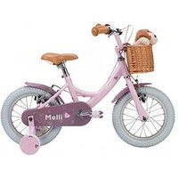 Raleigh Molli 14 Inch Wheel Girls Bike