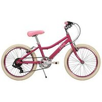Raleigh Chic 20 Inch Wheel Girls Bike