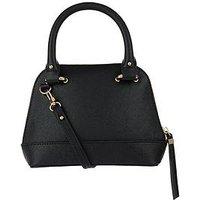 Accessorize Mini Margo Crossbody Bag - Black , Black, Women