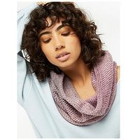 Accessorize Ombre Spacedye Snood - Multi Pastel, Multi, Women