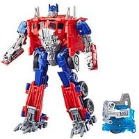 Transformers Bumblebee - Energon Igniters Nitro Series Optimus Prime Action Figure