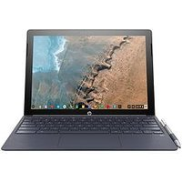 HP Chromebook x2 Intel M 12.3 inch IPS eMMC Convertible White