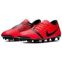 Nike Nike Junior Phantom Venom Club Firm-Ground Football Boot, Red, Size 4