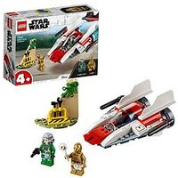 Lego Star Wars 75247 Rebel A-Wing Starfighter&Trade;