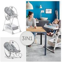 Product photograph showing Hauck Sit N Relax 3 In 1 Highchair