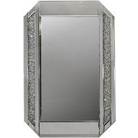 Product photograph showing Arthouse Diamante Wall Mirror