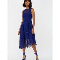 Monsoon Carey Lace Midi Dress