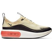 Nike Air Max Dia - Ivory/Pink , Ivory/Pink, Size 3.5, Women