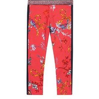 Baker by Ted Baker Toddler Girls Fauna Legging, Red, Size Age: 12-18 Months, Women