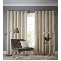 Product photograph showing Studio G Navarra Eyelet Curtains