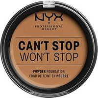 NYX PROFESSIONAL MAKEUP Can't Stop Wont Stop Full Coverage Powder Foundation, Natural, Women