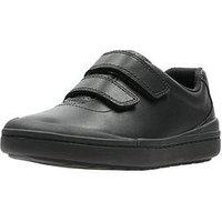 Clarks Rock Play Shoe, Black, Size 1.5 Older