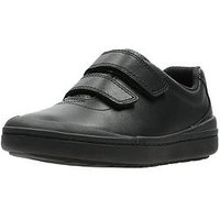 Clarks Rock Play Toddler Shoes - Black, Black, Size 6 Younger