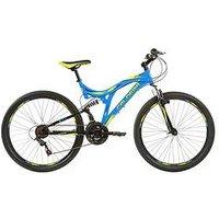 Rad Rad Caldera Boys Full Suspension Mountain Bike