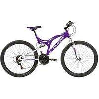 Rad Rad Caldera Girls Full Suspension Mountain Bike