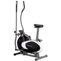 Body Sculpture Dual Action Fan Elliptical Bike