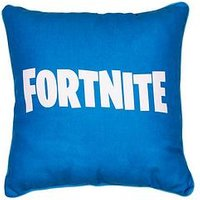 Product photograph showing Fortnite Emotes Square Cushion