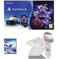 Playstation Vr Starter Pack With Ace Combat 7: Skies Unknown  - Playstation Vr Starter Pack With Ace Combat 7 : Skies Unknown