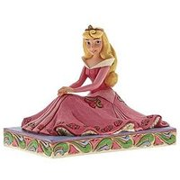 Product photograph showing Disney Traditions Disney Traditions Aurora Personality Pose Figurine