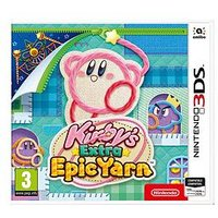 Nintendo 3Ds Kirby'S Extra Epic Yarn - 3Ds