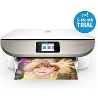 Hp Envy Photo 7134 All-In-One Printer (With Free Hp Instant Ink 12 Month Trial) - +304 Black & 304 Colour Ink + Photo Paper 60 S