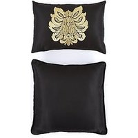 Product photograph showing Boston Glamour Cushion Pair