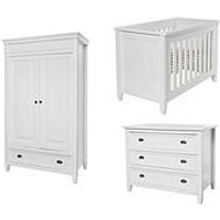 Product photograph showing Babystyle Marbella 3 Piece Room Set