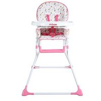 Product photograph showing My Babiie Mbhc1un Unicorn Compact Highchair
