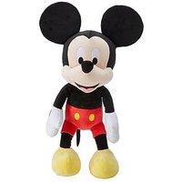 Disney Large Mickey 90Th Anniversary Plush - 72Cm
