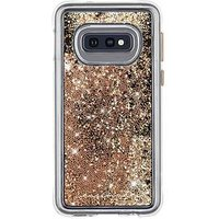 Case-Mate Waterfall Effect Protective Case For Samsung Galaxy S10E - Gold