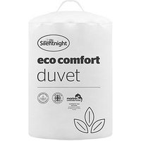Product photograph showing Silentnight Eco Comfort 13 5 Tog Duvet