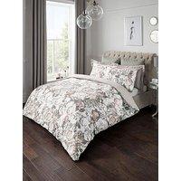 Product photograph showing Sam Faiers Sam Faiers Rene 100 Cotton Duvet Cover Set