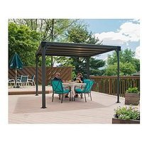 Product photograph showing Palram Gazebo Milano 3000