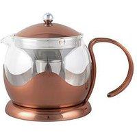 Product photograph showing La Cafetiere Origins 1 2-litre Le Teapot