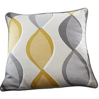 Product photograph showing Fusion Lennox Filled Cushion