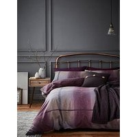 Product photograph showing Catherine Lansfield Berwick Tweed Duvet Cover Set