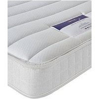 Product photograph showing Silentnight Kids Bunk Bed Eco-friendly Mattress - Medium Firm - Small Double