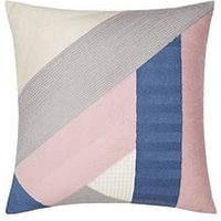 Product photograph showing Landscape Blocks Cushion