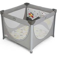 Product photograph showing Joie Baby Cheer Playpen - Little Explorer