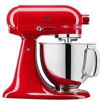 Artisan 100th Anniversary 5KSM180HBSD Stand Mixer - Red, Red