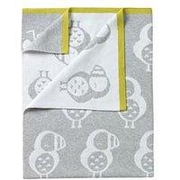Product photograph showing Clair De Lune Clair De Lune Piper The Puffin Reversible Blanket