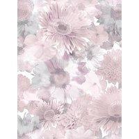 Product photograph showing Superfresco Easy Summer Garden Pink Wallpaper