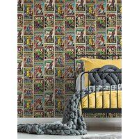 Product photograph showing Marvel Action Heroes Wallpaper