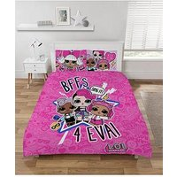 Product photograph showing L O L Surprise Sing It Duvet Cover Set