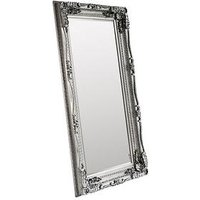 Product photograph showing Gallery Carved Louis Leaner Mirror