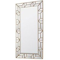 Product photograph showing Gallery Verbier Leaner Mirror